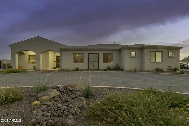 22721 E Carla Vista Drive, Mesa, AZ 85212 (MLS #6252233) :: CANAM Realty Group