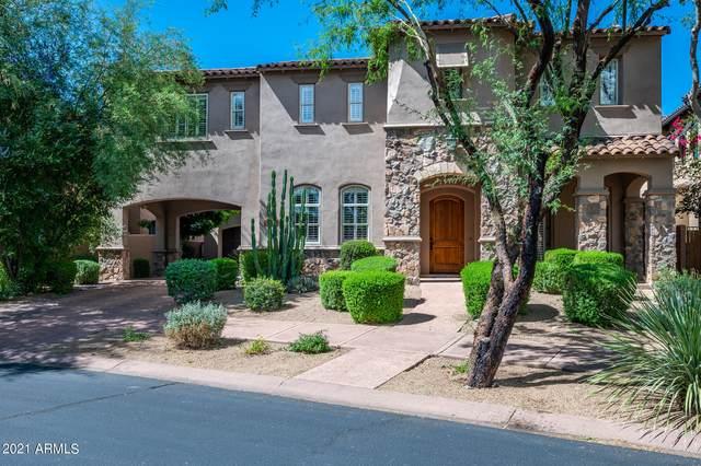 20469 N 93RD Place, Scottsdale, AZ 85255 (MLS #6252234) :: Executive Realty Advisors