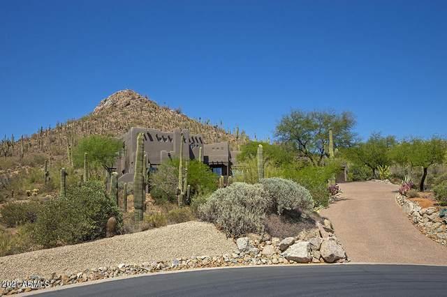 11468 E Black Rock Road, Scottsdale, AZ 85255 (MLS #6252247) :: The Helping Hands Team
