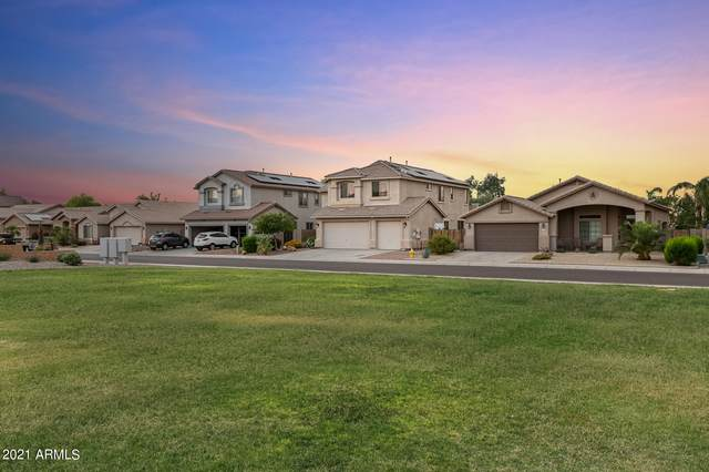 2022 W Goldmine Mountain Drive, Queen Creek, AZ 85142 (MLS #6252260) :: Openshaw Real Estate Group in partnership with The Jesse Herfel Real Estate Group