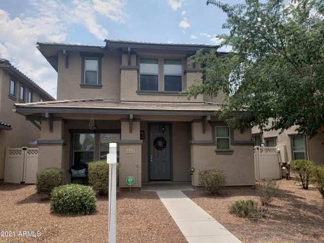 947 S Deerfield Lane, Gilbert, AZ 85296 (MLS #6252279) :: Yost Realty Group at RE/MAX Casa Grande