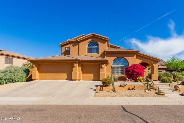 14048 E Clinton Street, Scottsdale, AZ 85259 (MLS #6252281) :: Conway Real Estate