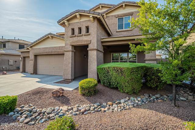 17826 W Desert Lane, Surprise, AZ 85388 (MLS #6252287) :: Openshaw Real Estate Group in partnership with The Jesse Herfel Real Estate Group