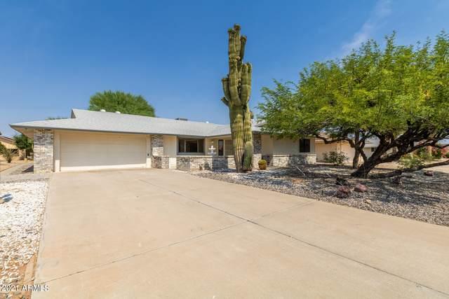 12828 W Meeker Boulevard, Sun City West, AZ 85375 (MLS #6252292) :: Yost Realty Group at RE/MAX Casa Grande