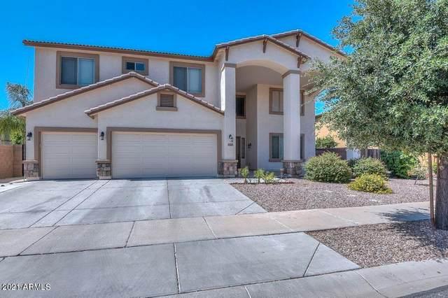 15753 W Mescal Street, Surprise, AZ 85379 (MLS #6252298) :: Yost Realty Group at RE/MAX Casa Grande