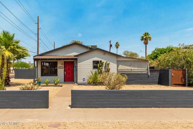 2537 N Evergreen Street, Phoenix, AZ 85006 (MLS #6252303) :: The Laughton Team