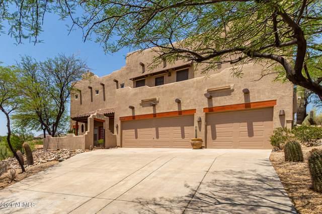 16432 N Kim Drive, Fountain Hills, AZ 85268 (MLS #6252305) :: Dave Fernandez Team | HomeSmart