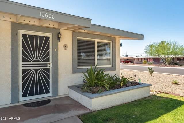 10600 W Oakmont Drive, Sun City, AZ 85351 (#6252306) :: Long Realty Company