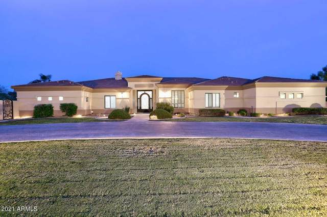 12775 N 71ST Avenue, Peoria, AZ 85381 (MLS #6252307) :: Conway Real Estate