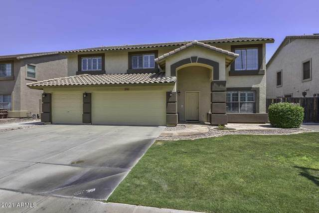 9018 W Yukon Drive, Peoria, AZ 85382 (MLS #6252319) :: Howe Realty