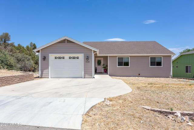 5180 E Diamond Drive, Prescott, AZ 86301 (MLS #6252339) :: CANAM Realty Group