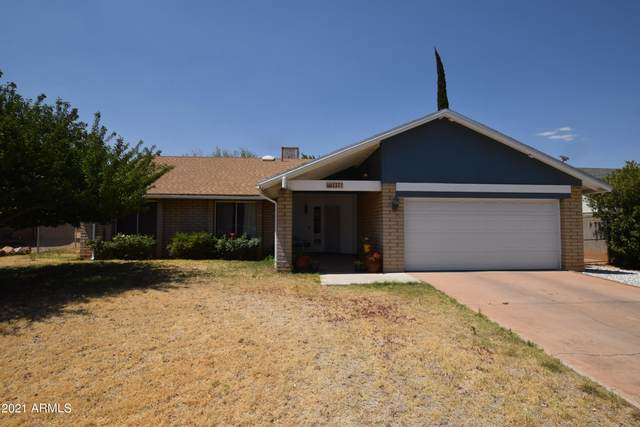3371 Village Drive, Sierra Vista, AZ 85635 (MLS #6252353) :: CANAM Realty Group