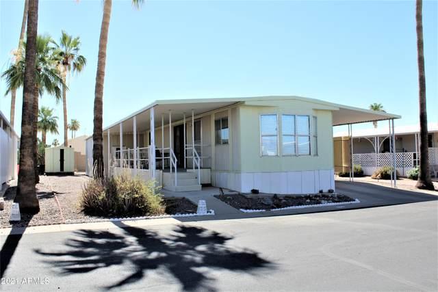 7807 E Main Street Cc-89, Mesa, AZ 85207 (MLS #6252355) :: RE/MAX Desert Showcase