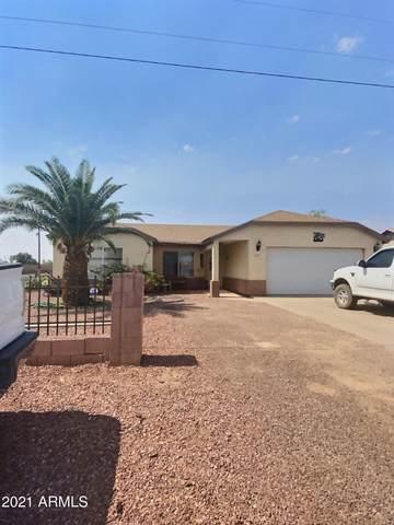 207 E Date Street, Eloy, AZ 85131 (MLS #6252357) :: Long Realty West Valley