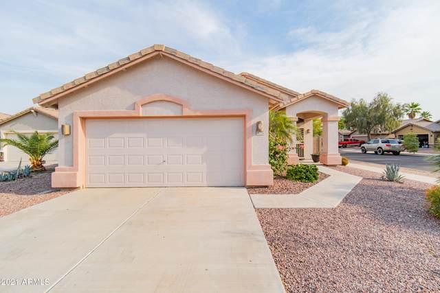 17267 W Navajo Street, Goodyear, AZ 85338 (MLS #6252360) :: Service First Realty