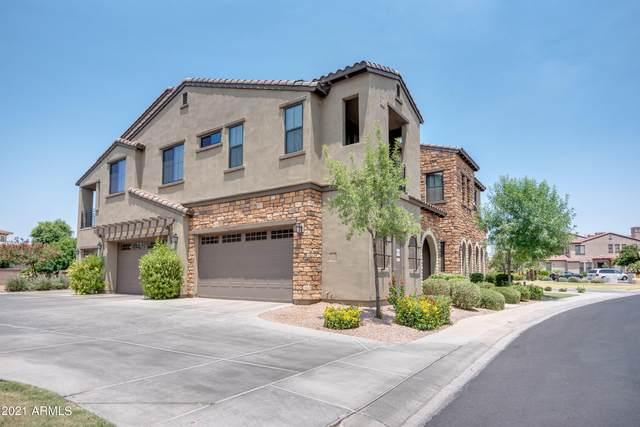 4777 S Fulton Ranch Boulevard #2087, Chandler, AZ 85248 (MLS #6252364) :: Yost Realty Group at RE/MAX Casa Grande
