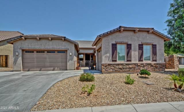 7872 W Quail Track Drive, Peoria, AZ 85383 (MLS #6252368) :: Yost Realty Group at RE/MAX Casa Grande