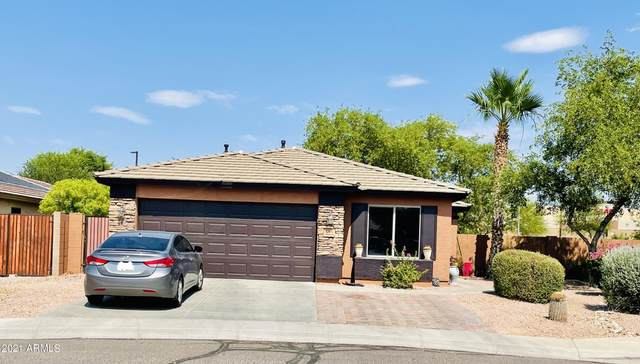 32987 N Hidden Canyon Drive, Queen Creek, AZ 85142 (MLS #6252383) :: Yost Realty Group at RE/MAX Casa Grande