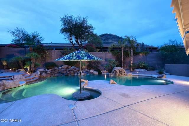 14050 E Becker Lane, Scottsdale, AZ 85259 (MLS #6252389) :: CANAM Realty Group