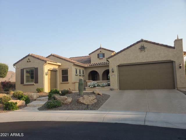 19370 N 270TH Lane, Buckeye, AZ 85396 (MLS #6252393) :: Keller Williams Realty Phoenix