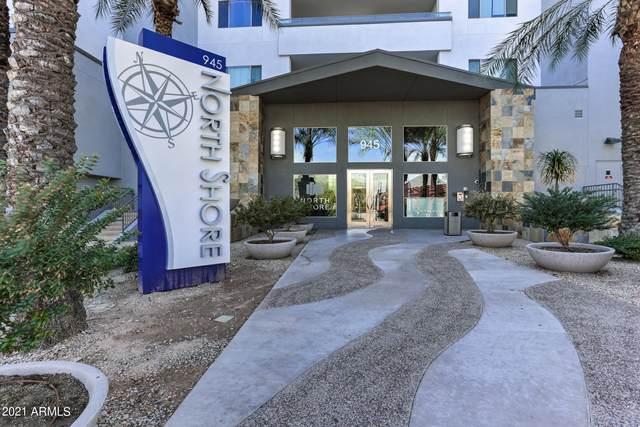 945 E Playa Del Norte Drive #2015, Tempe, AZ 85281 (MLS #6252399) :: The Laughton Team