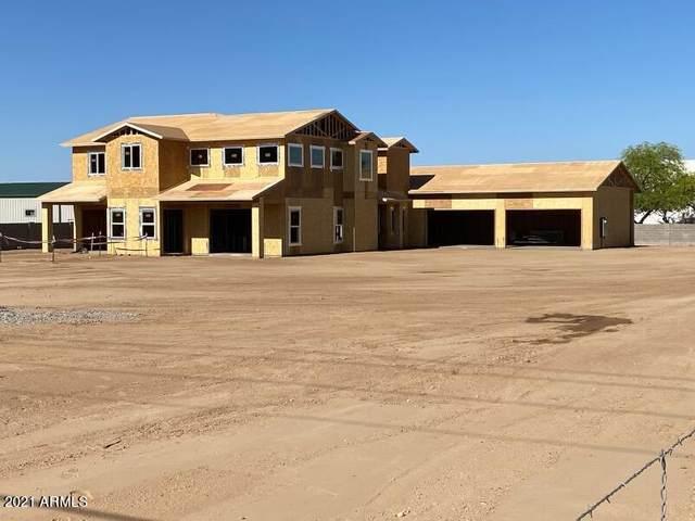 32583 N Thompson Road, Queen Creek, AZ 85142 (MLS #6252402) :: Yost Realty Group at RE/MAX Casa Grande