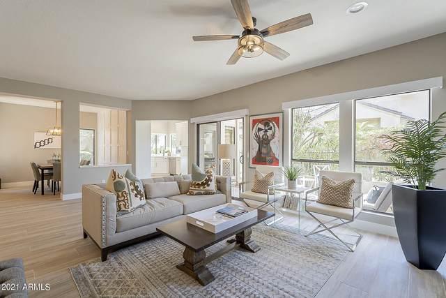 7272 E Gainey Ranch Road #47, Scottsdale, AZ 85258 (MLS #6252404) :: Hurtado Homes Group