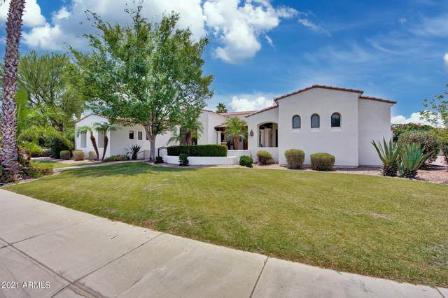 4325 E Virgo Place, Chandler, AZ 85249 (MLS #6252407) :: Executive Realty Advisors