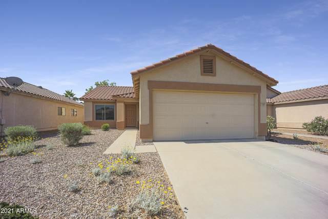 545 W Kingman Drive, Casa Grande, AZ 85122 (MLS #6252410) :: Long Realty West Valley