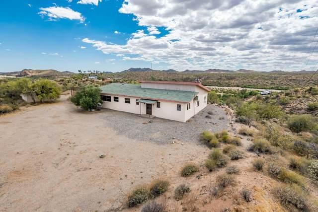 41644 N 277TH Avenue, Morristown, AZ 85342 (MLS #6252413) :: The Daniel Montez Real Estate Group