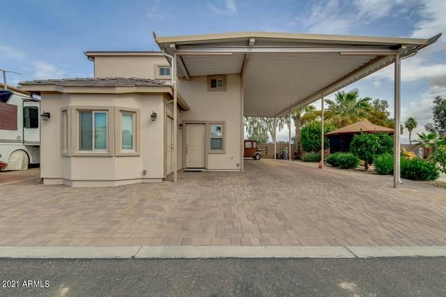 17200 W Bell Road, Surprise, AZ 85374 (MLS #6252428) :: Nate Martinez Team