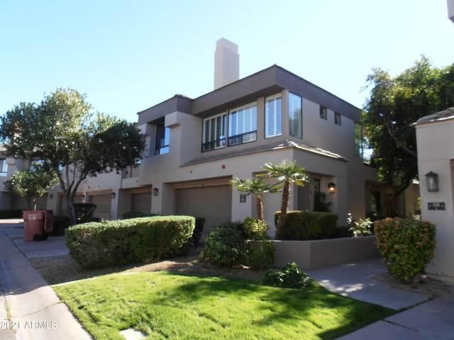 7400 E Gainey Club Drive #203, Scottsdale, AZ 85258 (MLS #6252429) :: The Daniel Montez Real Estate Group