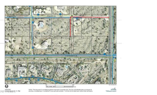 7000 E Dynamite Boulevard, Scottsdale, AZ 85266 (MLS #6252433) :: Long Realty West Valley