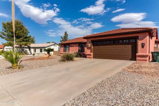 3774 Camino Arroyo, Sierra Vista, AZ 85650 (MLS #6252436) :: CANAM Realty Group