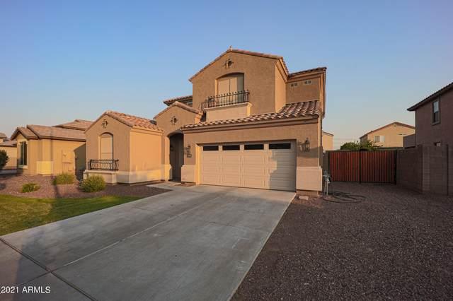 11937 W Monte Vista Road, Avondale, AZ 85392 (MLS #6252437) :: Yost Realty Group at RE/MAX Casa Grande