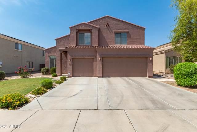 1620 E Angelica Drive, Casa Grande, AZ 85122 (MLS #6252438) :: Keller Williams Realty Phoenix