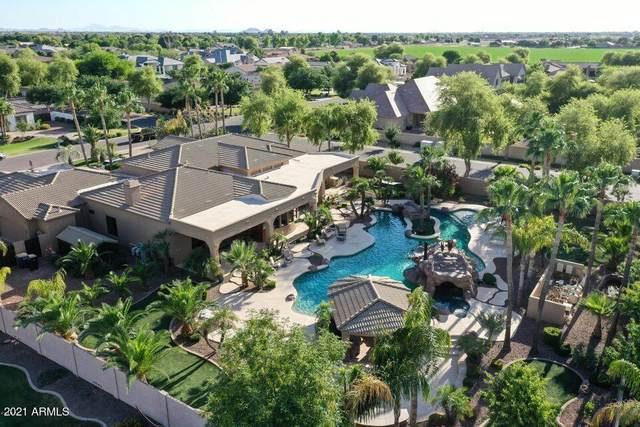 2112 E Sanoque Court, Gilbert, AZ 85298 (MLS #6252446) :: The Daniel Montez Real Estate Group