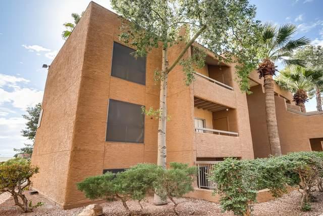 2625 E Indian School Road #138, Phoenix, AZ 85016 (MLS #6252449) :: The Daniel Montez Real Estate Group