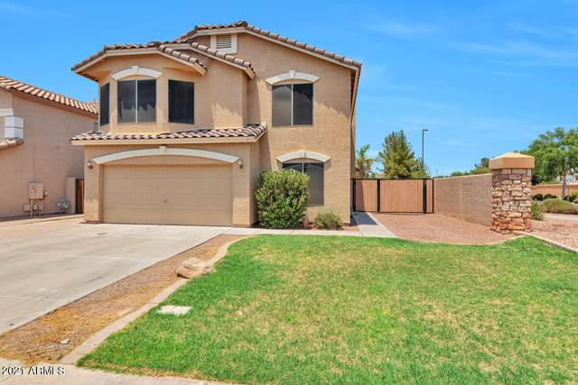 2096 E Arabian Drive, Gilbert, AZ 85296 (MLS #6252455) :: The Daniel Montez Real Estate Group