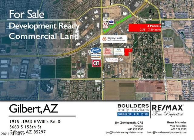 3663 S 155TH Street, Gilbert, AZ 85297 (MLS #6252456) :: CANAM Realty Group