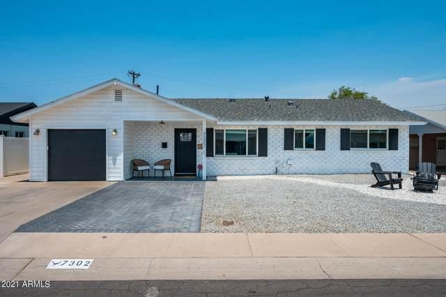 7302 E Coronado Road, Scottsdale, AZ 85257 (MLS #6252458) :: Dijkstra & Co.
