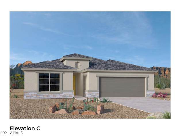 38116 W Santa Monica Avenue, Maricopa, AZ 85138 (MLS #6252465) :: Dave Fernandez Team   HomeSmart