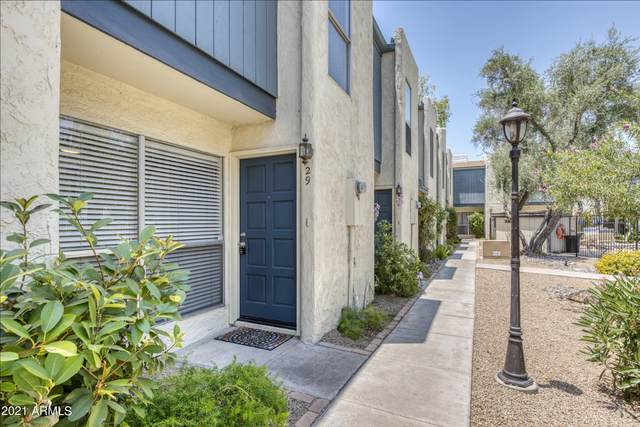 2946 N 14TH Street #29, Phoenix, AZ 85014 (MLS #6252466) :: Yost Realty Group at RE/MAX Casa Grande