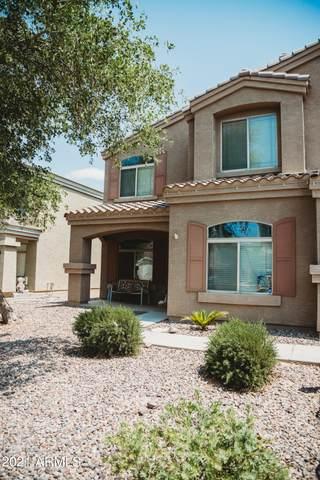 1787 E Wildflower Lane, Casa Grande, AZ 85122 (MLS #6252467) :: Long Realty West Valley