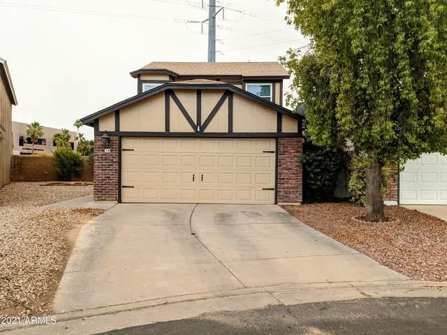 1915 S 39th Street #24, Mesa, AZ 85206 (MLS #6252468) :: Klaus Team Real Estate Solutions