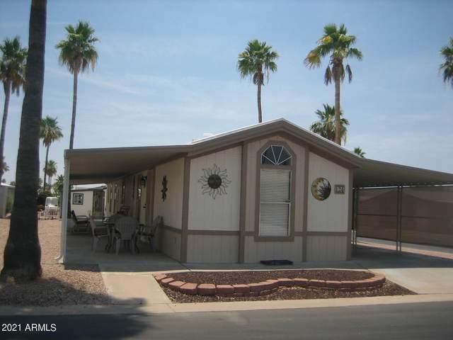 9302 E Broadway Road #124, Mesa, AZ 85208 (MLS #6252469) :: Selling AZ Homes Team
