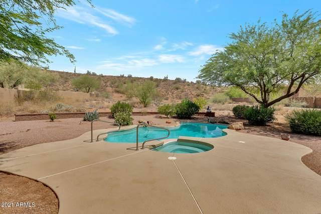 16458 E Tombstone Avenue, Fountain Hills, AZ 85268 (MLS #6252532) :: Arizona Home Group
