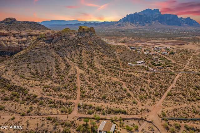 0 N Bowman Road, Apache Junction, AZ 85119 (MLS #6252536) :: Scott Gaertner Group