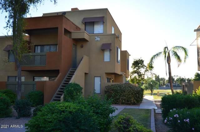 3600 N Hayden Road #3618, Scottsdale, AZ 85251 (MLS #6252537) :: Yost Realty Group at RE/MAX Casa Grande