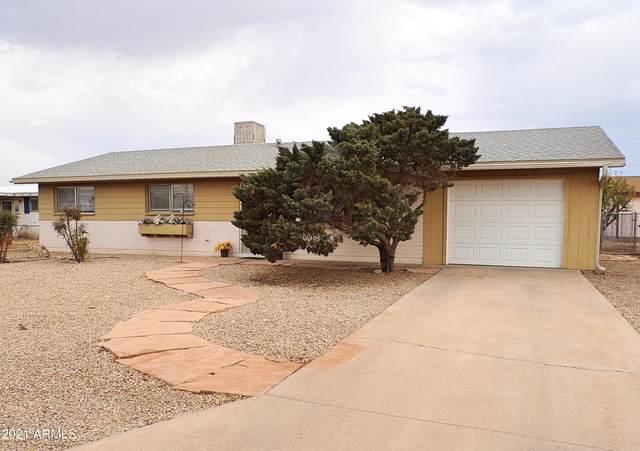 18 W James Place, Sierra Vista, AZ 85635 (MLS #6252550) :: CANAM Realty Group